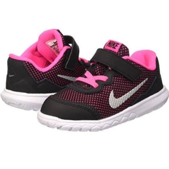 2709278e8a647 Nike Flex Experience Toddler Girl Shoe